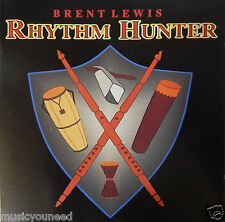 Brent Lewis - Rhythm Hunter (CD 1993 Ikauma Records) VG++ 9/10