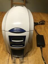 Magicard Enduro ID Card 60c4297 Thermal Printer with Power Adapter