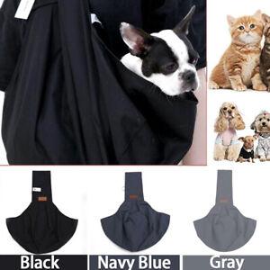 Pet Dog Cat Puppy Carrier Comfort Tote Shoulder Travel Bag Sling Backpack S/L