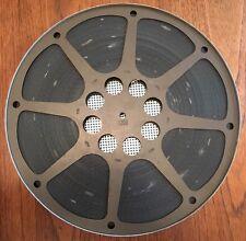 Súper rara película 16mm, 1200ft Carrete De Metal-planta de Ford Motor Company Rouge c1930