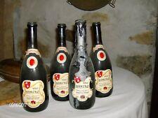 n- 4 bottiglie barolo Antichi poderi Prioli anno 1971- in buono stato