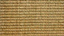 SISAL ECO FRIENDLY NATURAL WHIPPED MAT CARPET RUG/RUNNER 62cm x 390cm RRP £220