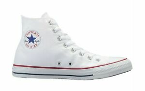 Converse M7650 All Star Chuck Taylor Hi Top White Casual Shoes