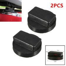 2PCS Car Rubber Jack Pad Adapter Tool Fit for BMW Seriers X1 X3 X5 Z4 Mini i8 i3