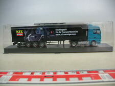 O770-0,5# AWM H0 MAN TGX LKW/Sattelzug/Modell KFZ anzeiger, NEUW+OVP