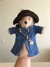 1972 Gabrielle Designs Paddington Bear Hand Puppet