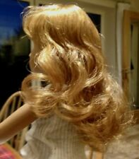 "Sasha Doll Wig, Monique size 8-9"" Light Ginger"