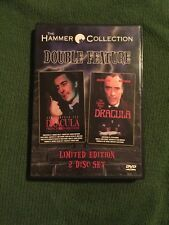 DRACUT PRINCE OF DARKNESS/THE SATANIC RITES OF DRACULA DVD THE HAMMER COLLECTION