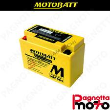 BATTERIA PRECARICATA MOTOBATT MBT9B4 DERBI MULHACEN 660 2005>2008