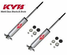 NEW Dodge Ramcharger D100 Plymouth Trailduster Set of 2 Front Shocks KYB KG5403