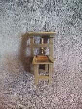 Vintage Metal Mini Replica of Printing Press Pencil Sharpener