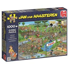 Jan van Haasteren – Mud racers- 1000 piece Jigsaw Puzzle NEW jumbo games
