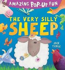 The Very Silly Sheep (Peek-a-Boo Pop-ups), , Very Good condition, Book