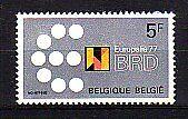 Belgien Michelnummer 1919 postfrisch  (intern: Mitläufer 6737 )