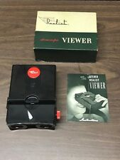 Vintage Stereo Realist Red Button Model ST 61 Stereoscopic Viewer In Box