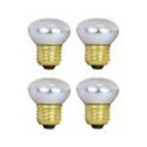 Feit Lighting 25W R14 130V E26 Base Frosted Lava lamp (Pack of 4)