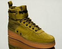 Nike SF Air Force 1 Mid AF1 men lifestyle sneakers NEW desert moss 917753-301