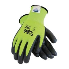 PIP 19-D340  G-Tek 36X Lime Green Dyneema Cut Resistant Gloves, 1 Pair (XLG)