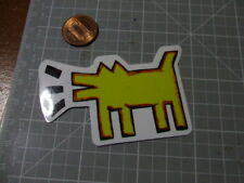 ANCIENT DOG GLOSSY Sticker/ Decal Bumper Laptop Stickers NEW