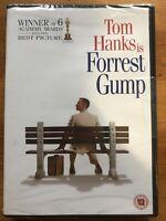 Forest Gump 1994 Tom Hanks GENUINE UK Region 2 DVD Sally Field Free Post BNIP