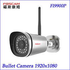 Foscam FI9900P 2MP 1080P Outdoor Waterproof Wifi Security Surveillance IP Camera