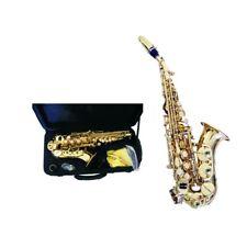 B - Sopransaxophon gebogene Ausführung, Tim Hendson,  neu im Koffer