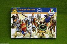 1:72 Scale Saracen Warriors Siglo Xi Italeri 6010