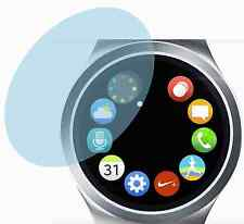 Samsung Gear S2 (4x) Crystal Clear LCD Screen Guard Protector de Pantalla