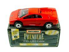 MATCHBOX / Lamborghini Diablo (Red) / PREMIERE COLLECTION.