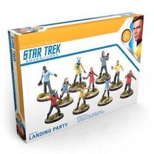 Star Trek Adventures - 32mm Miniatures, Original Series Landing Party - EN