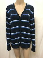 Tommy Hilfiger Cardigan Jumper Women ~ Sz Extra Large XL ~ Great Cond Cable Knit