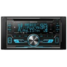 Kenwood Excelon DPX793BH Double Din CD Receiver with Built in Bluetooth HD Radio