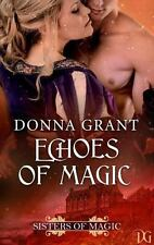 Echoes of Magic by Donna Grant Paperback Book, Free Shipping, New