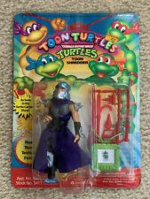 TMNT 1994 Teenage Mutant Ninja Turtles Toon Shredder Action Figure MOC Sealed