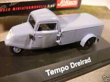 1/43 Schuco 02552 Tempo Dreirad blau