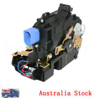 Door Lock Actuator Front Right Driver Side 3B1837016AM Fits VW Transporter MK5