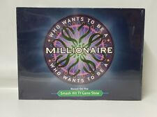 NEW Sealed- Who Wants To Be A Millionaire Family Board Game 2000 TV Show