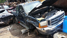 1999 Ford F250SD Pickup AUTOMATIC TRANSMISSION 4X4