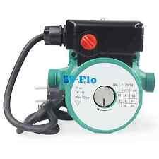 3/4'' 220V, 3-Speed Hot Water Circulation Pump Solar Heater Circulating Pump