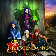 Descendants [Original TV Movie Soundtrack] by Original Soundtrack (CD, Jul-2015, Walt Disney)