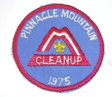 1975 Pinnacle Mountain Patch Mint MH1