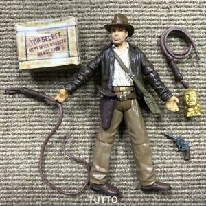 """3.75"""" Indiana Jones Raiders Of The Lost Ark Action Figure Toys Gifts"""