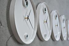 Wanduhr Uhr aus 60 Liter Neu Fass - Farbe nach Wahl