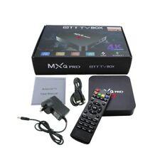 MXQ-PRO Android 7.1 4K HDMI HD Smart TV Box S905W 1GB 8GB WiFi Media Player US