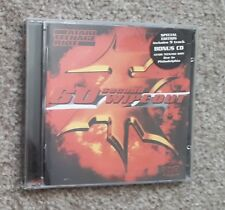 Atari Teenage Riot 60 Seconds Wipe out Double CD Alex Empire