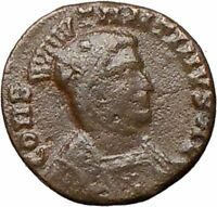 Constantine I the Great 319AD Ancient Rare Roman Coin VICTORIES Captives i24711