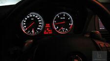 X5 M X6 M X5M X6M OPTIK TACHO UMBAU WEISS BMW E70 E71