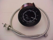 FORD 600, 601, 700, 701, 800, 801, 900,  Tachometer w/CABLE  5 speed proofmeter