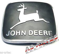 JD - 023 Motorhaubenemblem für  Traktor John Deere, Emblem
