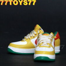 Sneaker 1//6 Sport Shoes #SK17-1/_ Fashion Basketball Footwear SMX21A